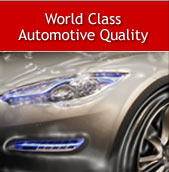 World class automotive quality